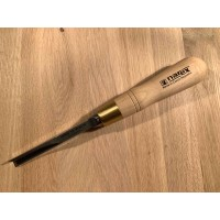 Cornerchisel 10mm Narex Premium Chisels, waxed finish handle