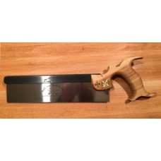 Bad Axe 10 inch Dovetail Saw - Doc Holliday: