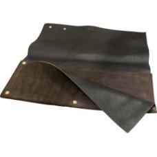 Premium Brown Leather Saw Case