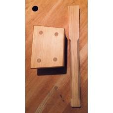 Carpenter's Mallets Beech - large