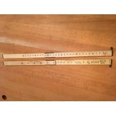 Timber measurer shrink-scale
