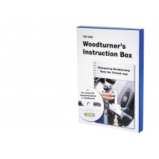TNT-300 Woodturner's Instruction Box