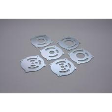 INCRA 6-pc CleanSweep MagnaLOCK™ Ring Set