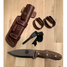 TBS Grizzly Bushcraft Survival Knife