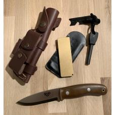 TBS Wolverine Bushcraft Knife