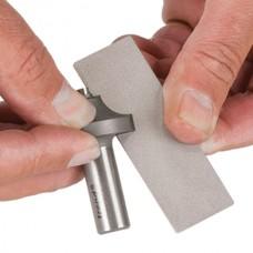Pocket Stone Double-Sided Fine/Coarse 3x1x 1/32 inch
