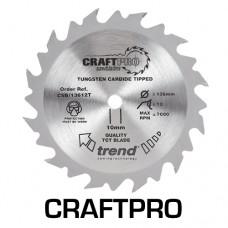 Craft saw blade 150 x 24 teeth x 10 thin