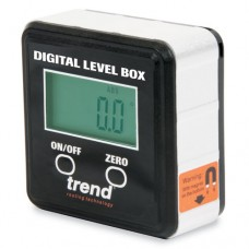 Trend Digital Level Box - Magnetic Angle Finder