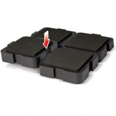 Loc block workpiece support 4 pack
