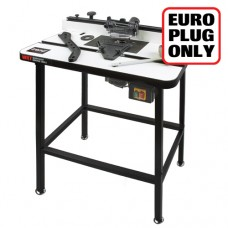 Workshop router table 230V Euro plug