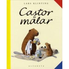 Castor målar