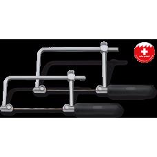 Fretsaw frame, 75mm deep adjustable
