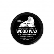 Wood Wax for Cutting Boards 0.75oz